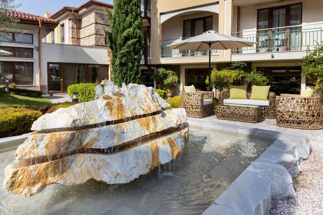 Pirin Park Hotel - camera de lux dubla/twin