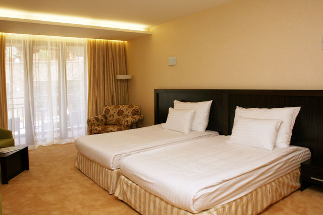 Pirin Park Hotel - camera single de lux